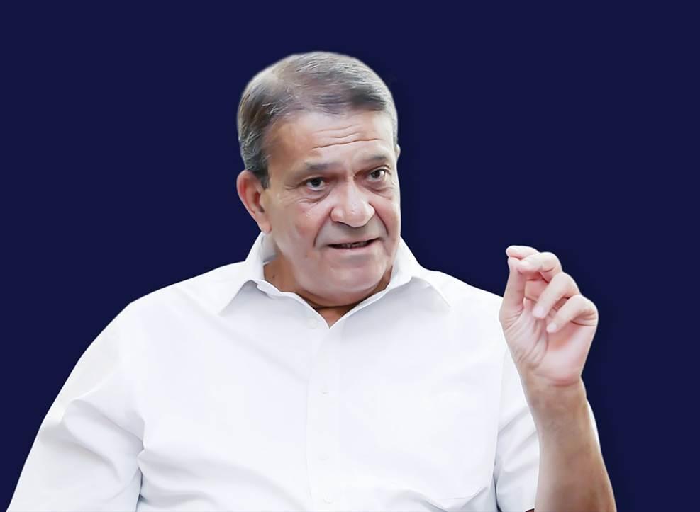 اللواء أحمد زكي عابدين -رئيس مجلس إدارة شركة العاصمة الإدارية للتنمية العمرانية