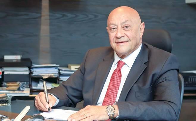 المهندس هشام شكري -رئيس المجلس التصديري للعقار