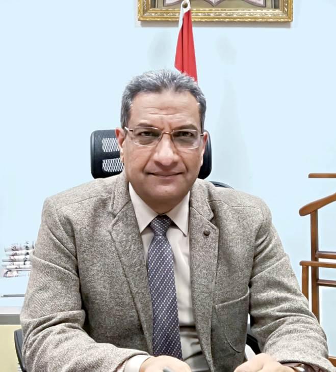 المهندس محمد أنور -نائب رئيس هيئة المجتمعات العمرانية للشؤون التجارية والعقارية