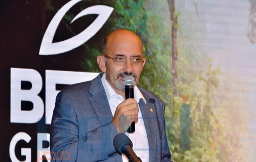 المهندس علاء فكري - رئيس مجلس إدارة شركة بيتا إيجيبت للتنمية العمرانية