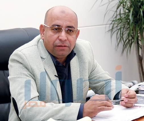 المهندس محمد عبد المقصود -رئيس جهاز العاصمة الإدارية الجديدة