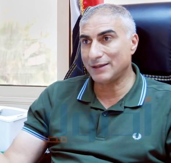 المهندس أمين غنيم رئيس جهاز القاهرة الجديدة