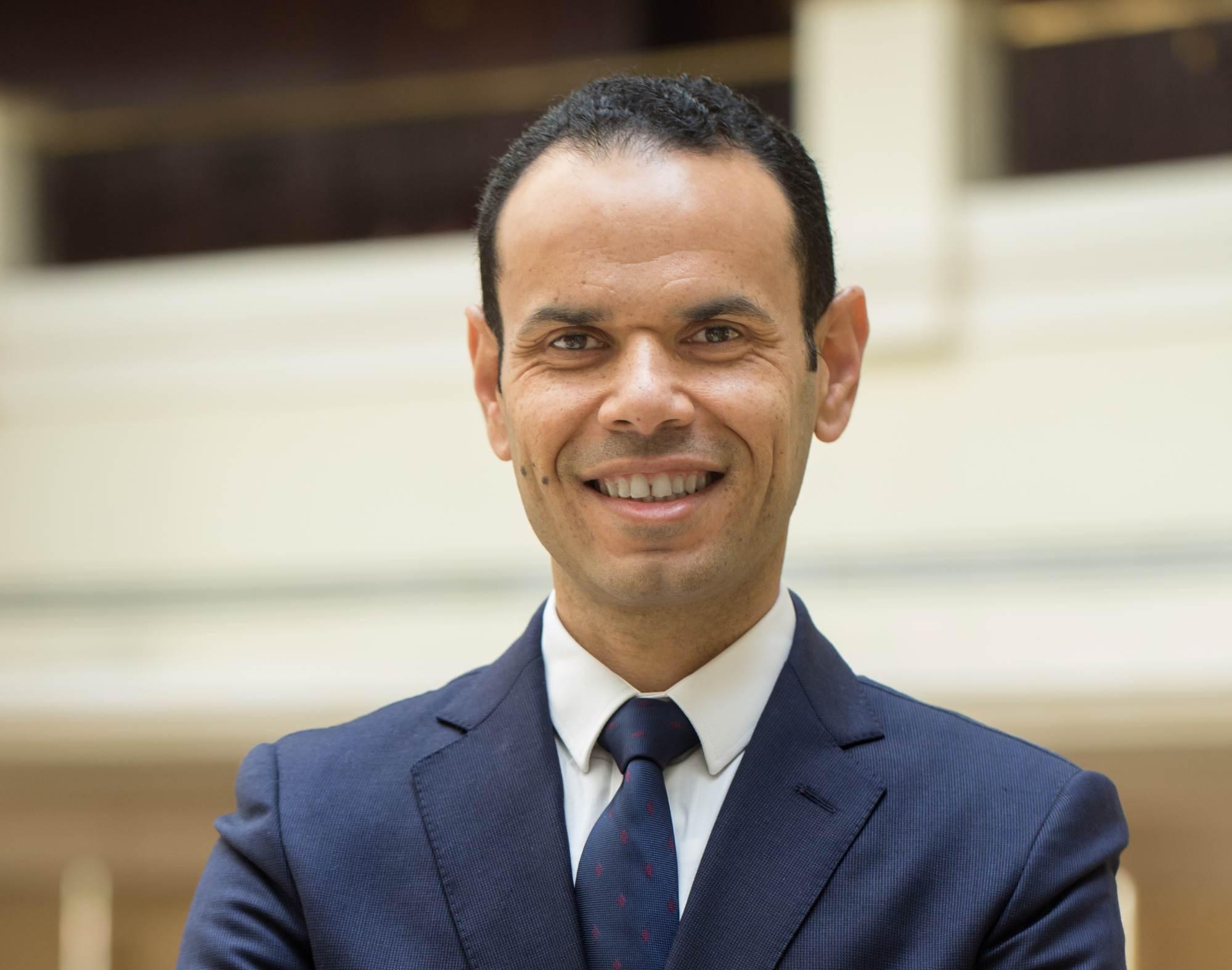 المهندس محمد هاني العسال -الرئيس التنفيذي والعضو المنتدب لـ»مصر إيطاليا العقارية»