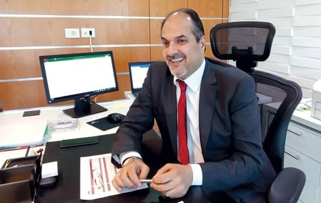أيمن عبد الحميد - المدير التنفيذى لشركة املاك للتمويل - مصر