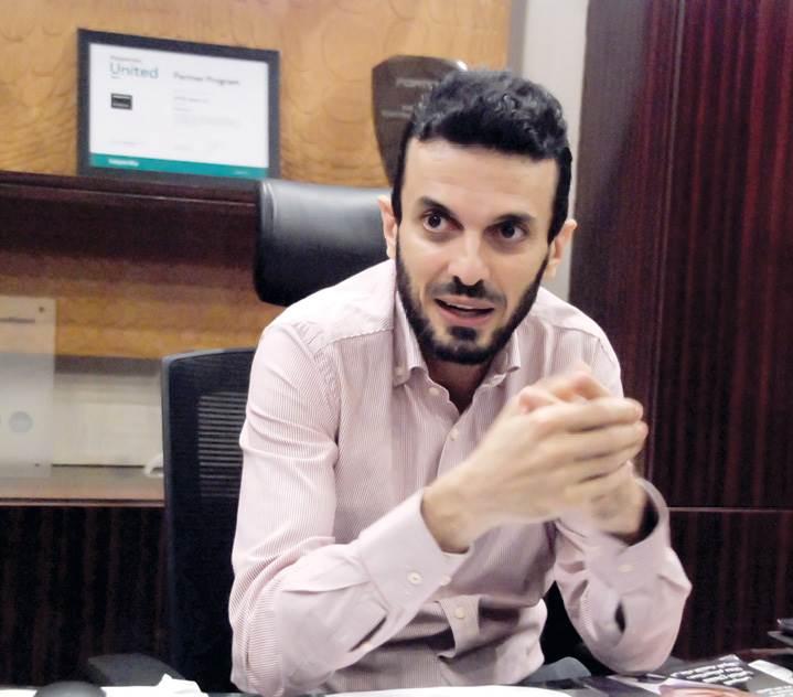 المهندس محمد سليم المدير الإقليمي لشركة Ingram Micro في مصر